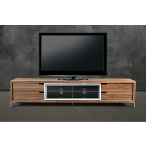 Modrest Edward Modern Walnut TV Stand