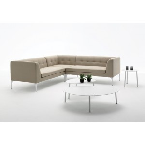 Renava Icaria Outdoor Beige Sectional Sofa