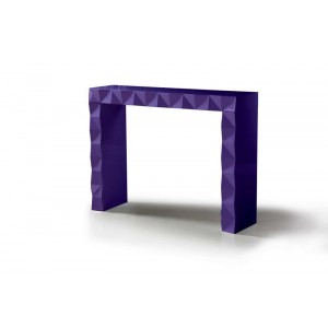 Versus Eva - Purple Console Table