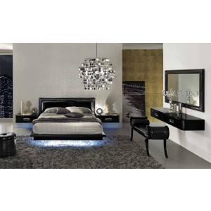 LA STAR - Composition 02 - Modern Italian Bed