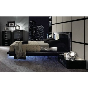 LA STAR - Composition 04 - Modern Italian Bed