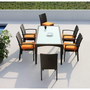 Renava Mississippi Outdoor Dining Set