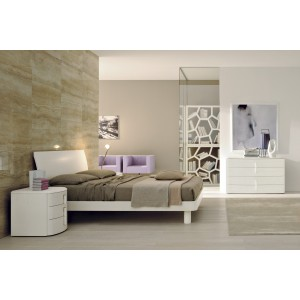 SMA Karisma - Made in Italy Contemporary Bed
