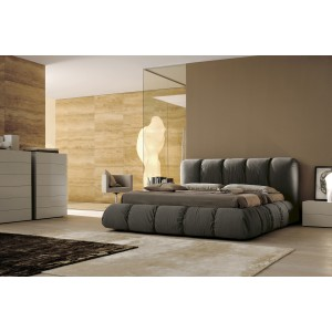 SMA Sharpei - Contemporary Made in Italy Fabric Bed