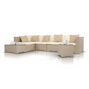 Renava Trillo - Modern Patio Sofa Set