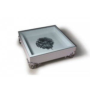 Versus Emma - White Lacquer Modern Coffee Table