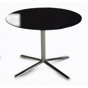 Versus T48A - Black End Table