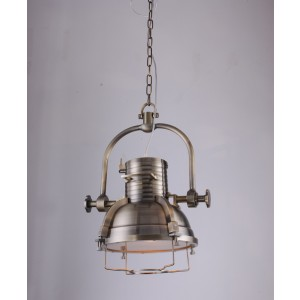 Modrest Cameron Modern Antique Brass Ceiling Light