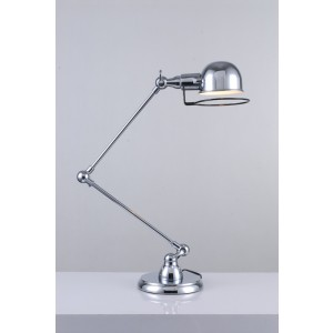Modrest Mark Modern Chrome Table Lamp