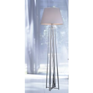 Modrest KM064F Modern Stainless Steel Floor Lamp
