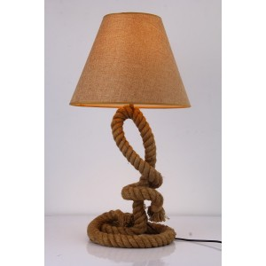 Modrest Blake Modern Rope Table Lamp