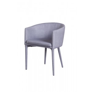 Modrest Saul Modern Grey Dining Chair