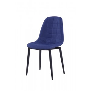 Zella - Modern Blue Dining Chair (Set of 2)
