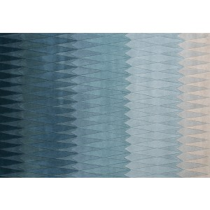 Linie Design Madeus Blue Wool Rug