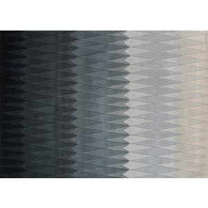 Linie Design Madeus Grey Wool Rug