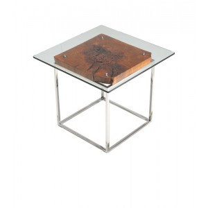 Modrest Renton Modern Tree Root End Table