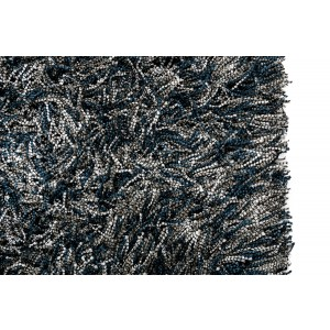 Modrest Fresno by Linie Design Modern Denim Small Area Rug