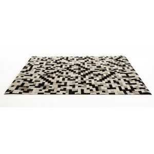 Modrest Caliko by Linie Design Modern Cowhide Small Area Rug