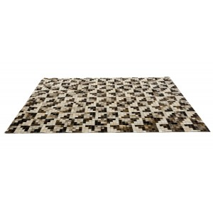 Modrest Palo by Linie Design Modern Cowhide Large Area Rug