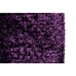 Modrest Mantova by Linie Design Modern Purple Large Area Rug