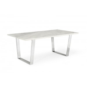 Modrest Heidi Modern Marble Dining Table