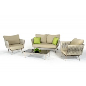 Renava Zoe Outdoor Sofa Set