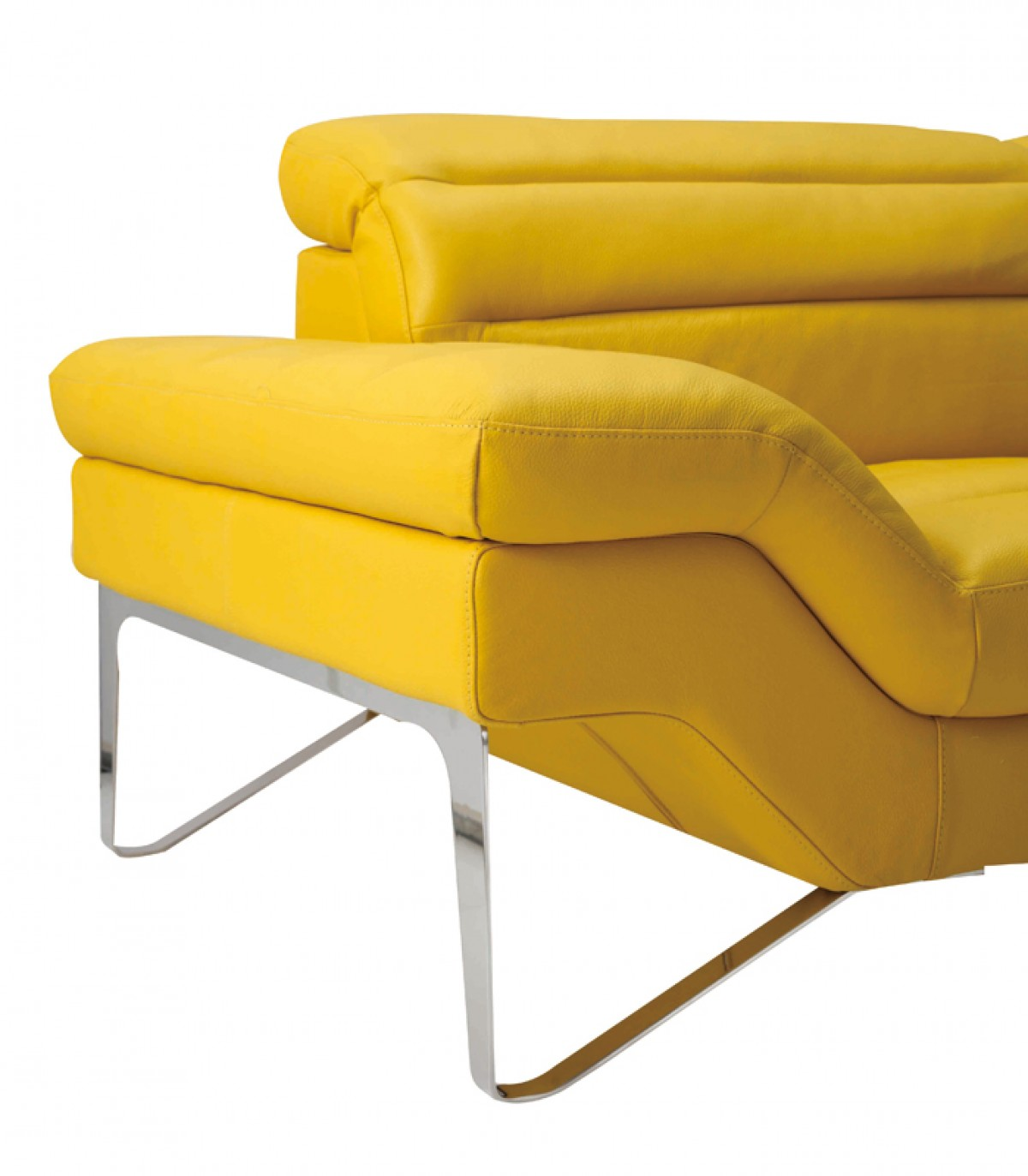 sc 1 st  VIG Furniture : yellow sectional sofa - Sectionals, Sofas & Couches