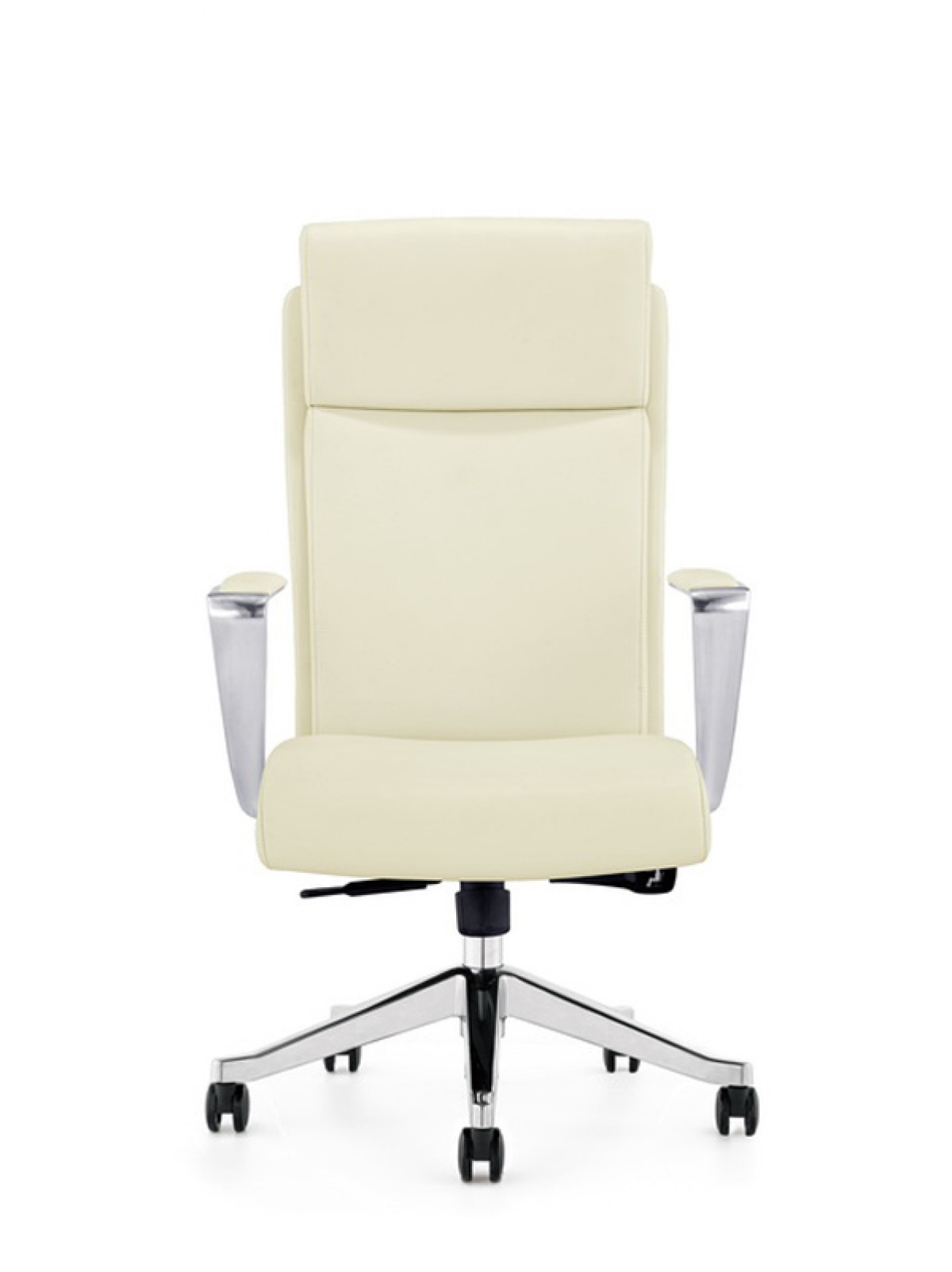 home modrest iger modern white high back office chair