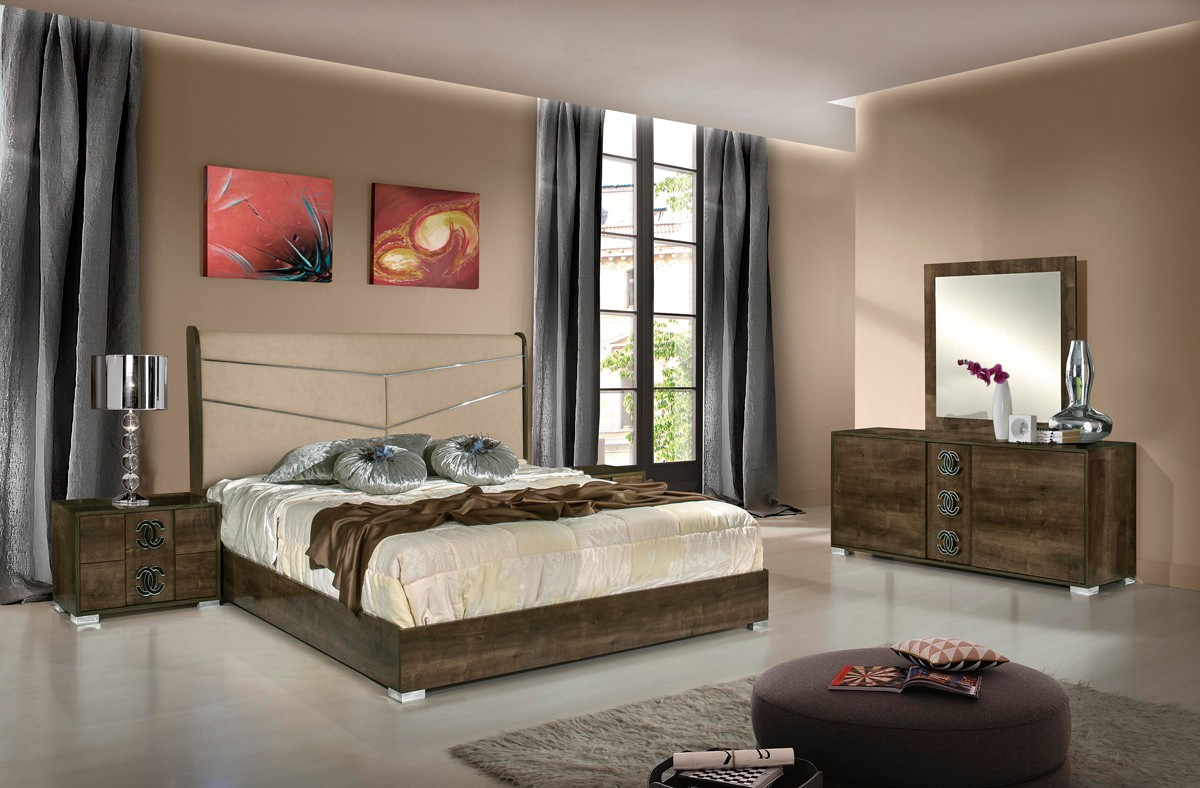 Modrest Athen Italian Modern Bedroom Set - Modrest Made in Italy -  Collections