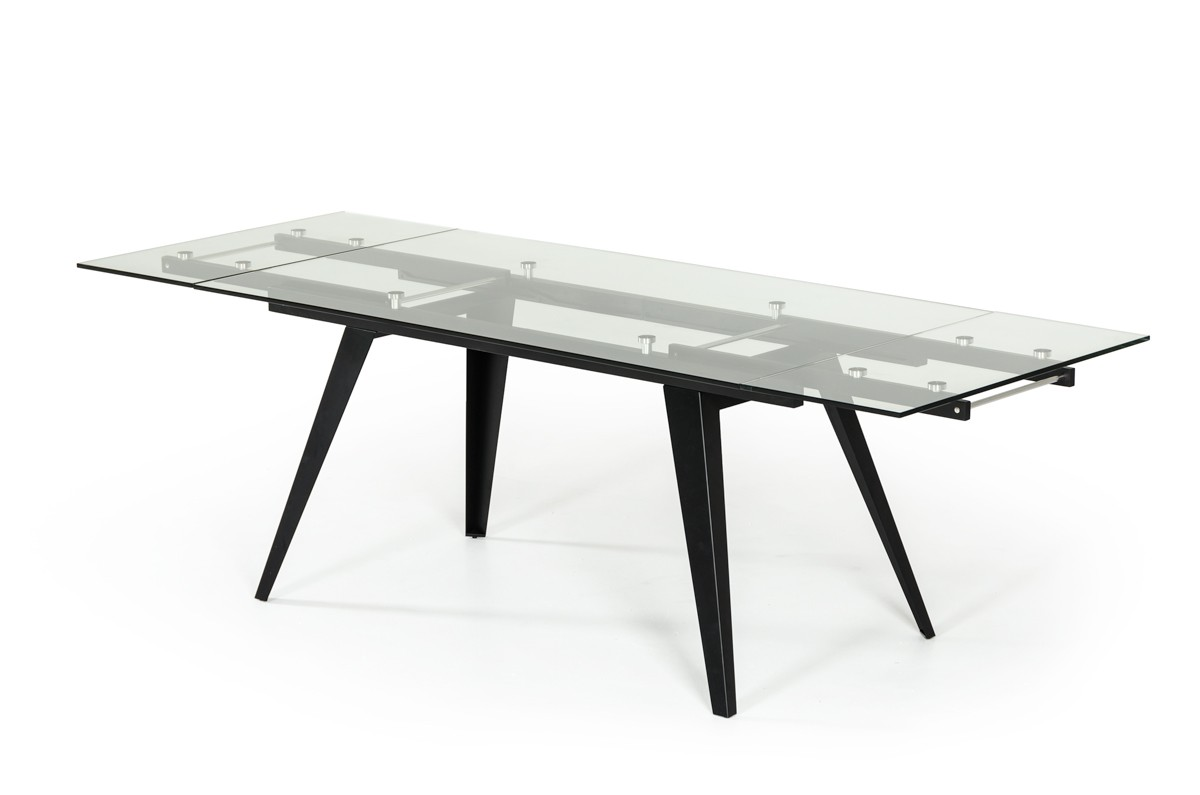 Modrest Glasgow Contemporary Extendable Glass Dining Table : d2050ab71341glasgow9 5 2017lr02 from www.vigfurniture.com size 1200 x 795 jpeg 53kB