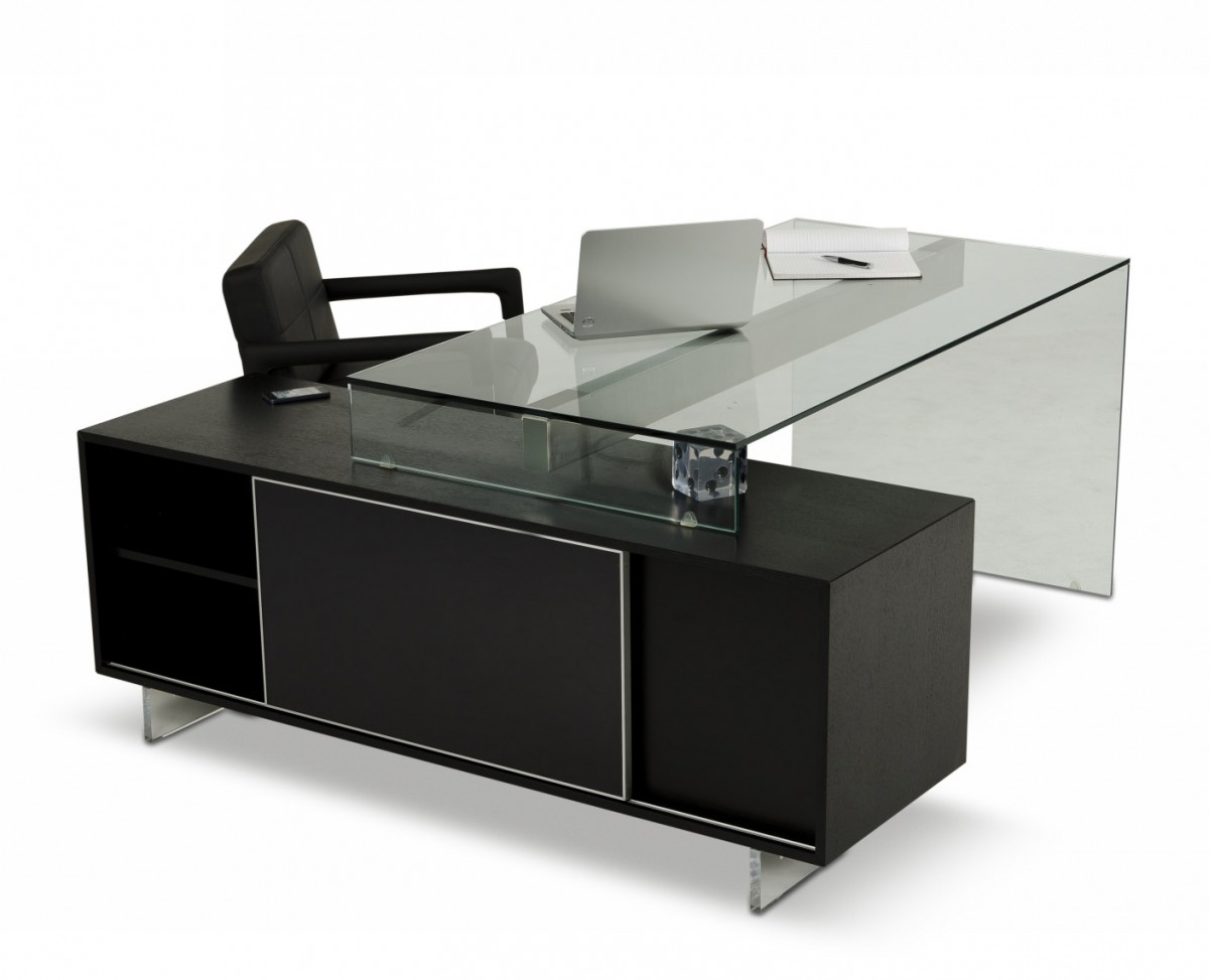 en black desks decor office home canada furniture depot pure work desk categories p id the
