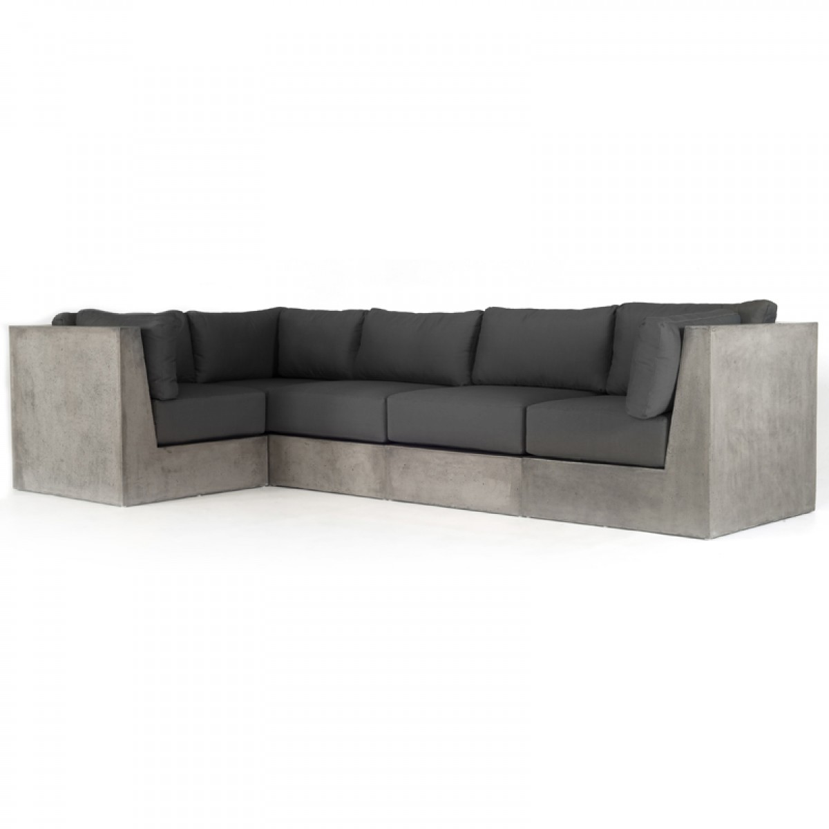 Modrest Indigo Contemporary Grey Concrete Sectional Sofa  : gr indigo 2 from www.vigfurniture.com size 1200 x 1200 jpeg 72kB
