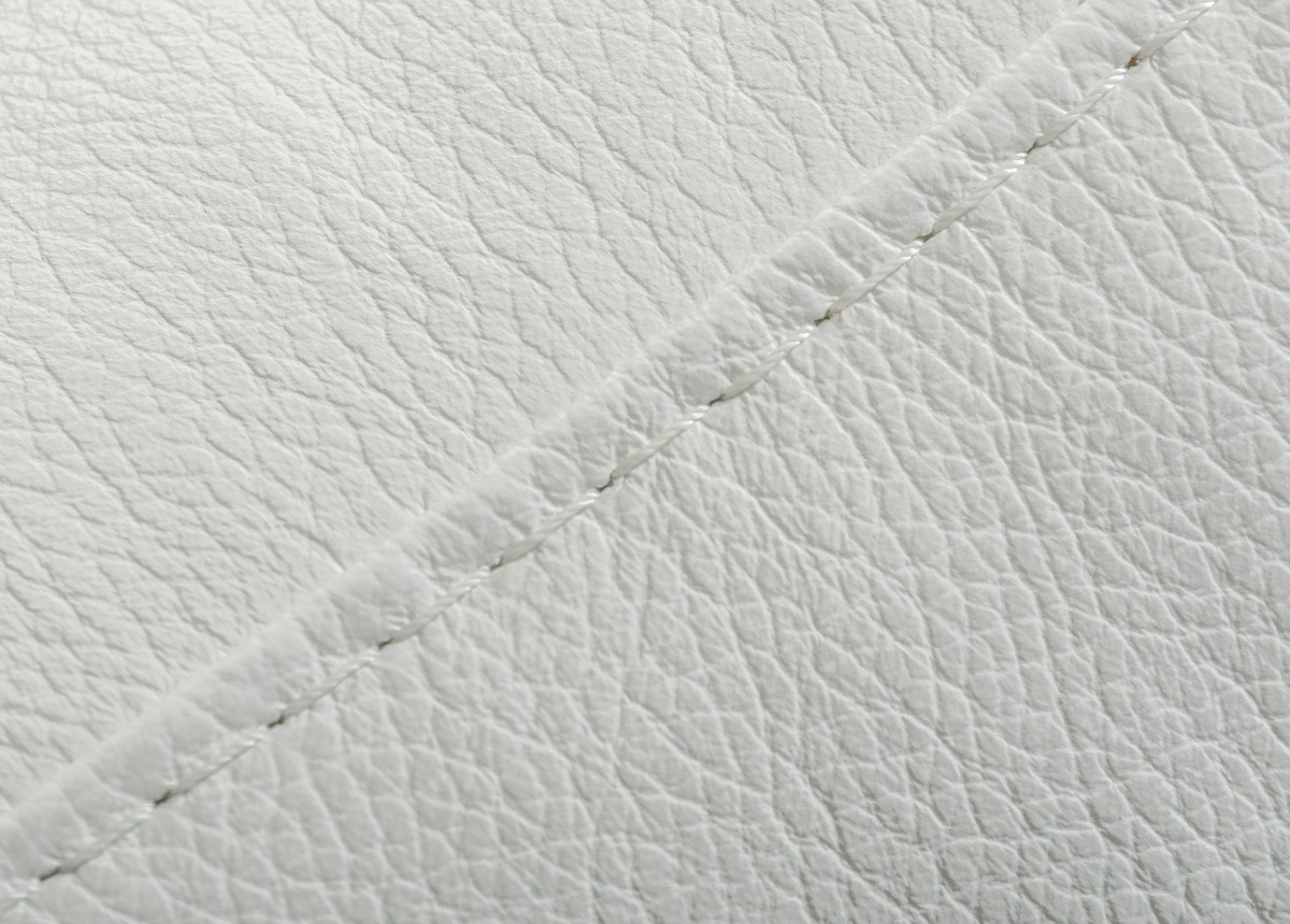 David Ferarri Highline Italian Modern White Top Grain