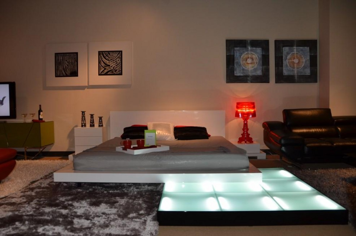 Modrest Galaxy Light Box Modern Bedroom Bedroom