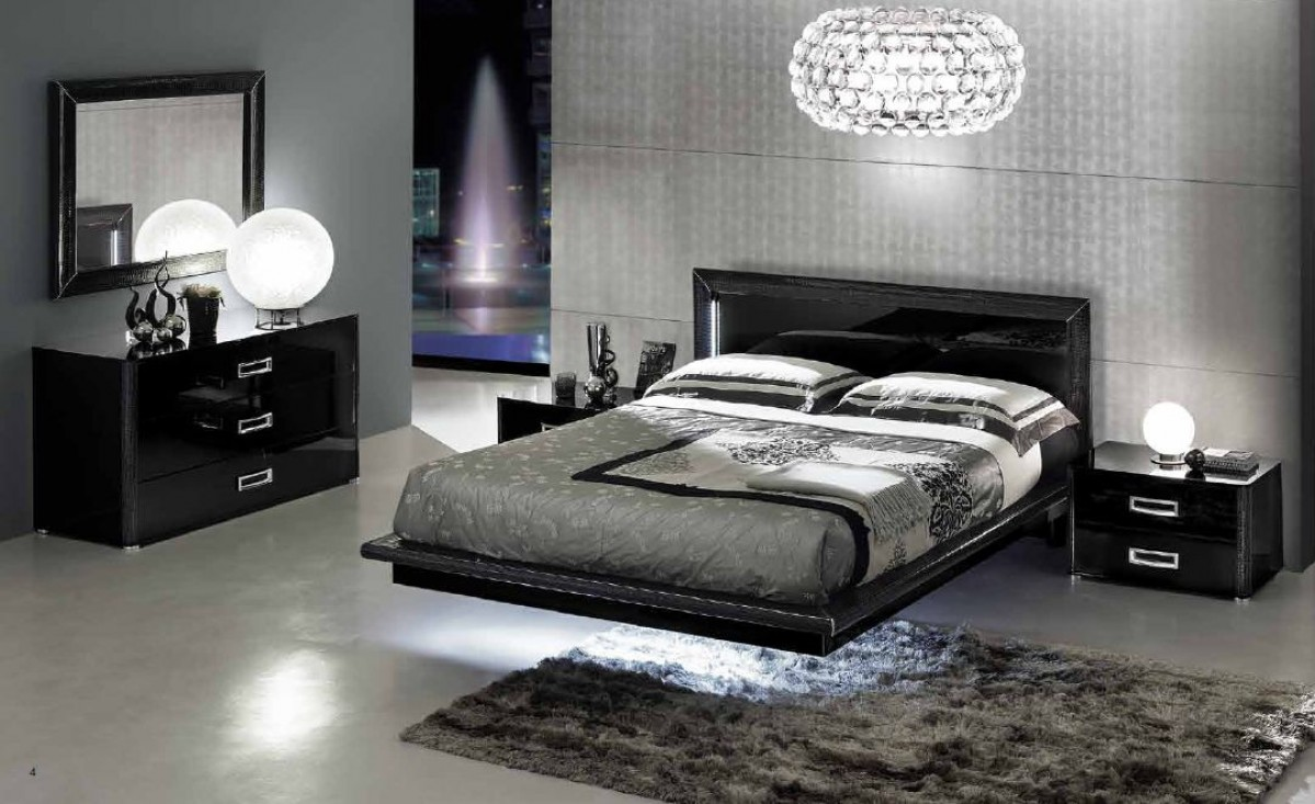 la star composition modern italian bed set camelgroup collections