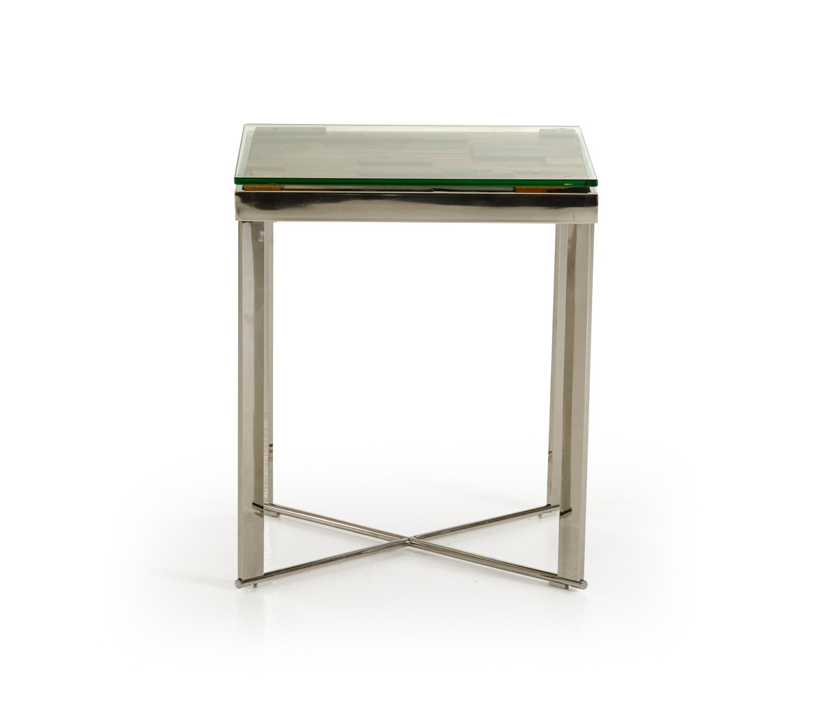 modern rectangular wood mosaic end table end tables living room