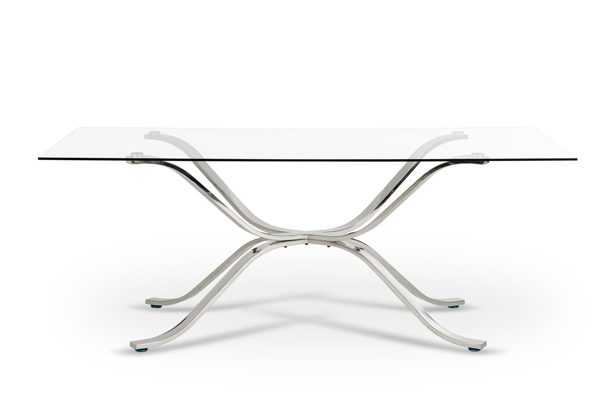 Stainless Steel Table Top Dining Table -