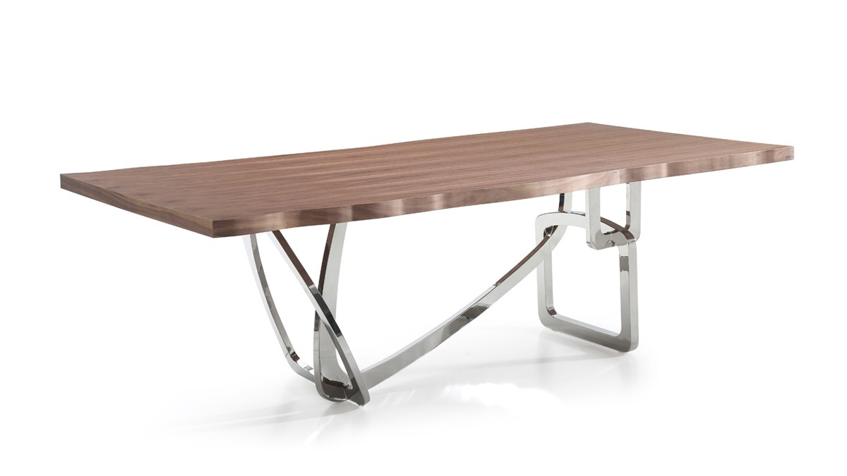 Stainless steel dining table - Stainless Steel Dining Table 27