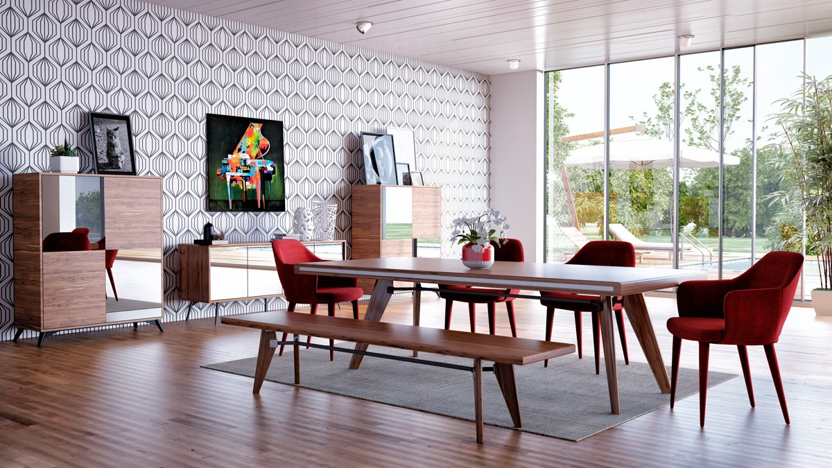 Image Result For Round Coffee Table Mid Century Modern