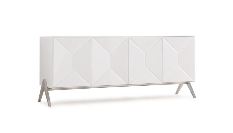 VIG Furniture Modrest Candid Modern White Buffet