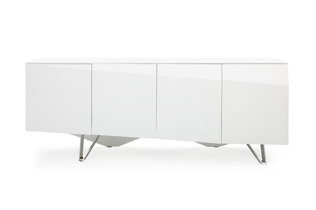 VIG Furniture Modrest Columbia Modern White Buffet