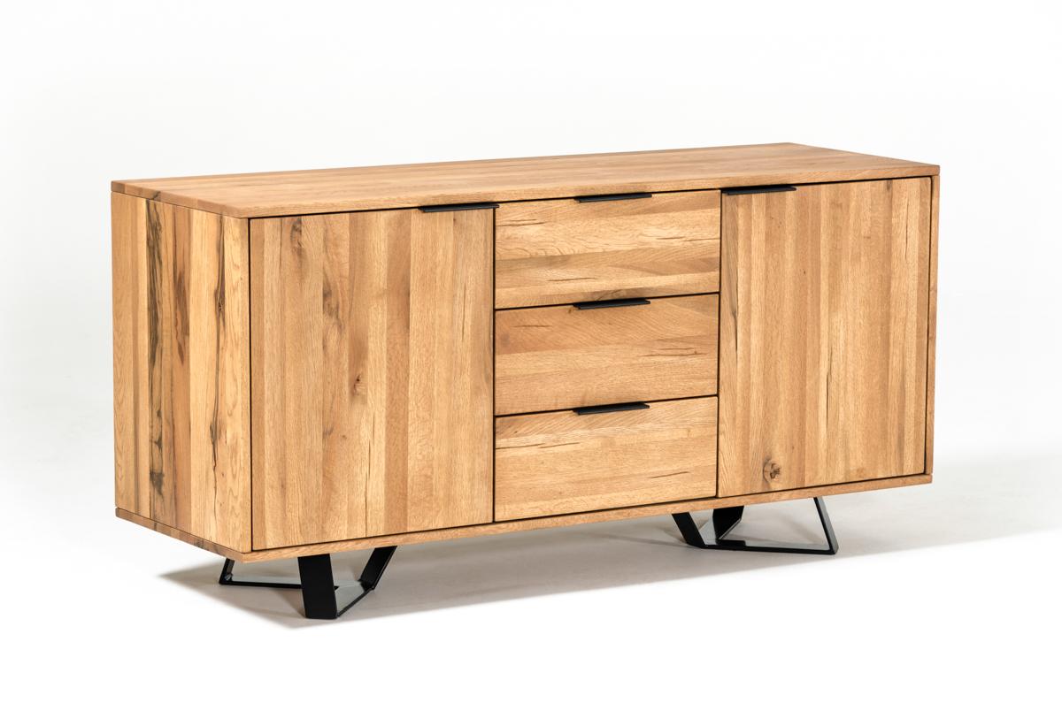 VIG Furniture Nova Domus Pisa Modern Drift Oak Buffet