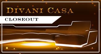 Divani Casa close-out