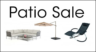 15% Off Patio Sale